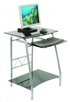 Компьютерный стол черный